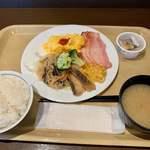 ホテルルートイン石巻河南インター - 料理写真: