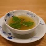 料亭 やまさ旅館 - スープ
