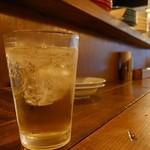 カフェ キッチン TDF - 角ハイボール380円