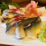 ふうすけ - 料理写真:鮮度を示すきれいな色味!
