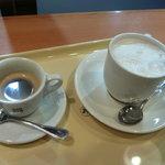 ドトールコーヒーショップ - エスプレッソとカフェオレ
