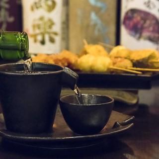 日本酒各地から