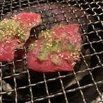 ginzahitsujiya - 塩肩ロース