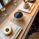 菓子・茶房 チェカ - ティラミスとモンブラン