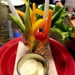NUTS CAFE TRIP - 野菜スティック