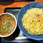 麺屋 一本気 - みそつけ麺(大盛)(2012年3月)