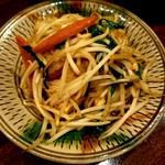 泡盛と沖縄料理 Aサインバー - トーフチャンプルー 800円