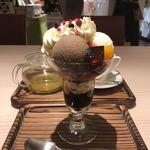 茶カフェ 京はやしや - 料理写真: