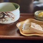119627004 - 抹茶(おだわら最中付き) 600円