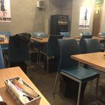 明神カフェ - 店内②