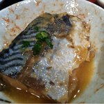 尊 - 鯖の味噌煮