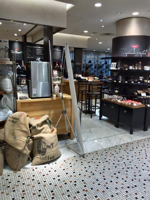 Paul Bassett 渋谷ヒカリエ ShinQs 東横のれん街店