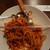 和 イタリアン 木村屋 - スパゲティ・アッラ・ナポレターナ(ナポリタン)1210円 お皿の直径22cm