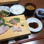 多喜屋 - お魚定食