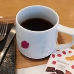 カフェ フォレスタ - 本日のコーヒー(今日はホンジュラス)