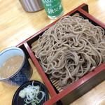 三峯山 大島屋 - 料理写真:くるみざるそば