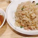 昇龍 - 五目チャーハン(800円)