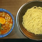 ら麺のりダー - 坦々つけ麺(並盛)1号