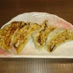 ら麺のりダー - 餃子