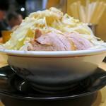 ラーメン豚山 - 小ラーメン(ゼンマシ)¥780