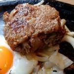 スイス - 料理写真:ハンバーグステーキ
