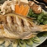 旬美 龍馬 - 鯛鍋