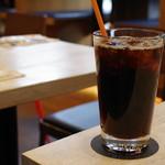 ウマミバーガー - アイスコーヒー