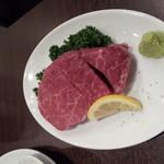 焼肉グレート - シャトーブリアン(2,980円)