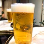 オー バカナル - 生ビール