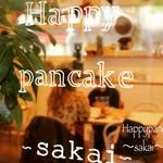幸せのパンケーキ - 温かな雰囲気の店内