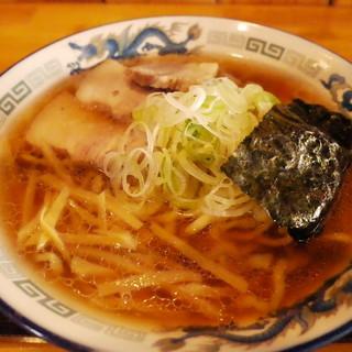 自家製麺 佐藤 - 料理写真: