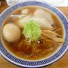 中華そば 琴の - 料理写真:中華そば(あっさり)700円+味玉100円