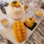 Make Me Mango - MANGO BINGSU