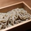 蕎麦あさ田 - 料理写真:2019年11月再訪:クルミだれせいろ 二八☆