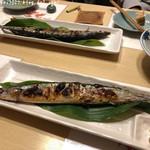 小料理 わさび - 秋刀魚塩焼き