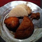 さつま黒千代香 - 薩摩揚げ、山芋