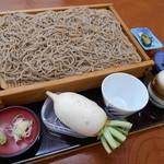 横綱そば みこし - 料理写真: