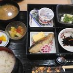 葱太郎 - 和朝食