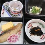 葱太郎 - 和朝食(おかず)