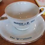 ティーハウス ムジカ - ムジカのカップ