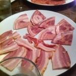 和酒バル KIRAZ - 特別パーティ料理: ハム&ベーコン