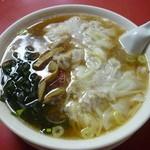 江南 - 雲呑麺(ワンタン麺)