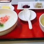 東京中華食堂 - お粥定食