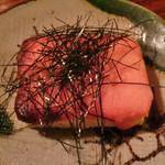 11968957 - 豆腐明太子焼き