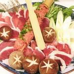 津々浦々 - かも鍋