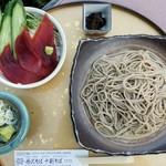 製造元直売所 手打ち十割そば処 丹沢そば - 料理写真: