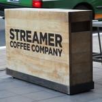 ストリーマー コーヒーカンパニー - 看板