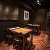 鉄板焼き いわ倉 - 内観写真:テーブル
