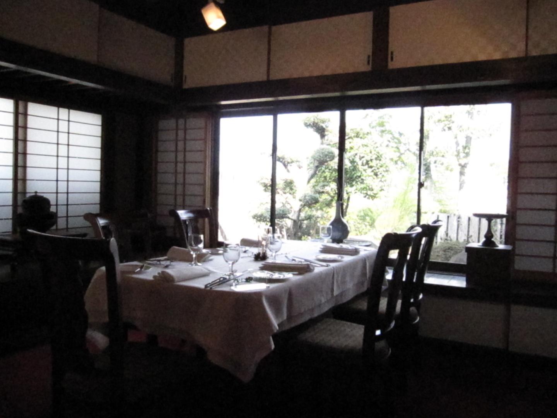 フレンチレストラン 蔦の葉