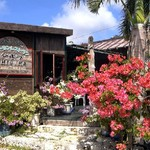 ガーデンレストラン・シギラ - 店の外観